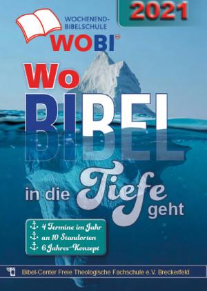 WoBi 2021 – Wochenendbibelschule (fällt aus)