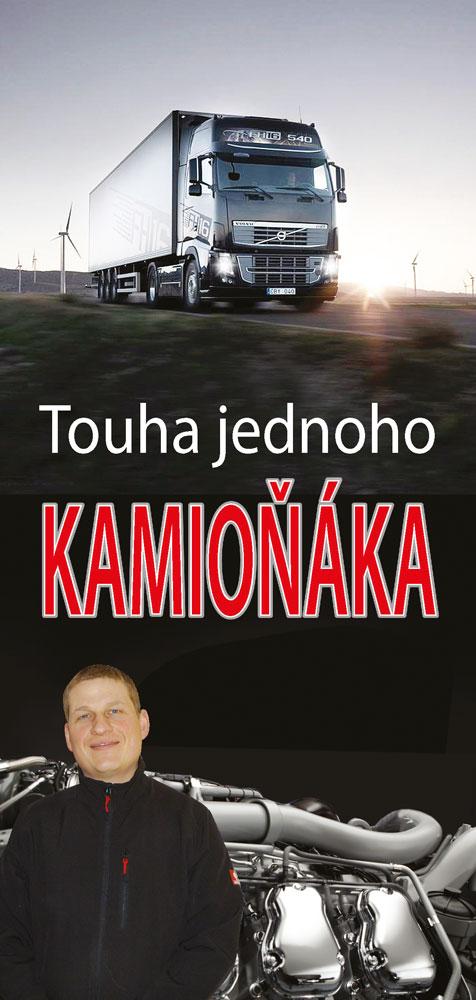 Tschechisch: Die Sehnsucht eines LKW-Fahrers