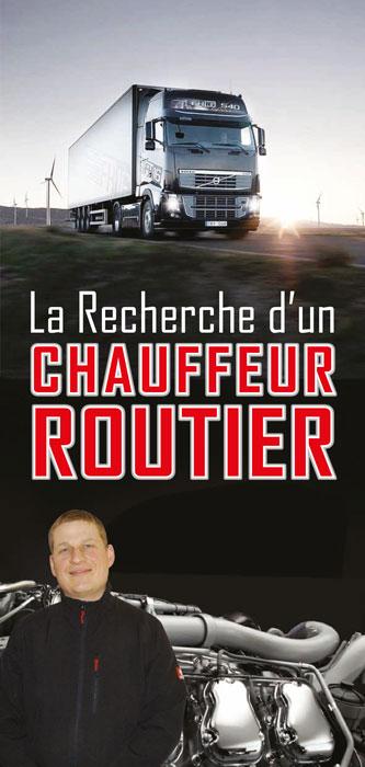 Französisch: Die Sehnsucht eines LKW-Fahrers