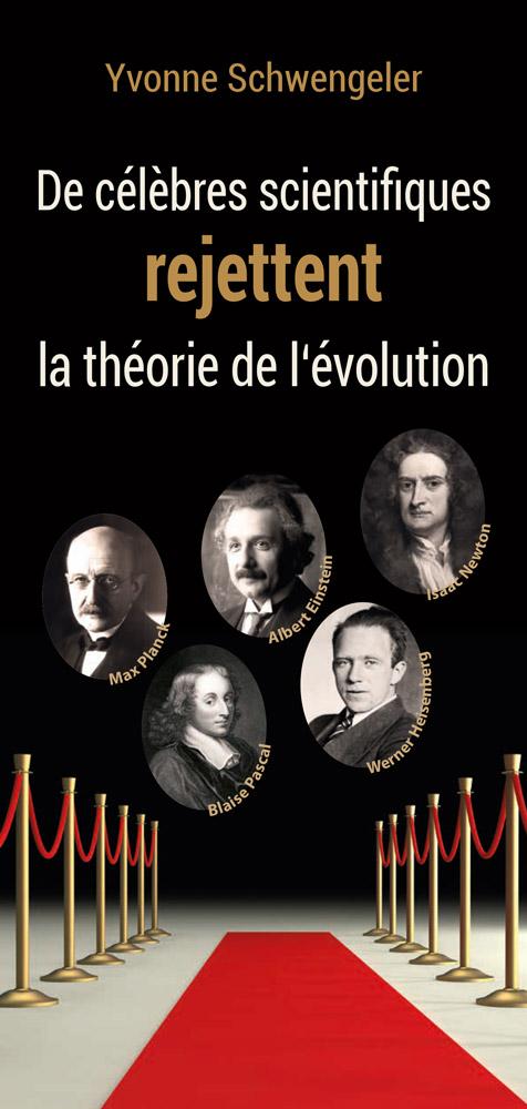 Französisch: Namhafte Wissenschaftler contra Evolution