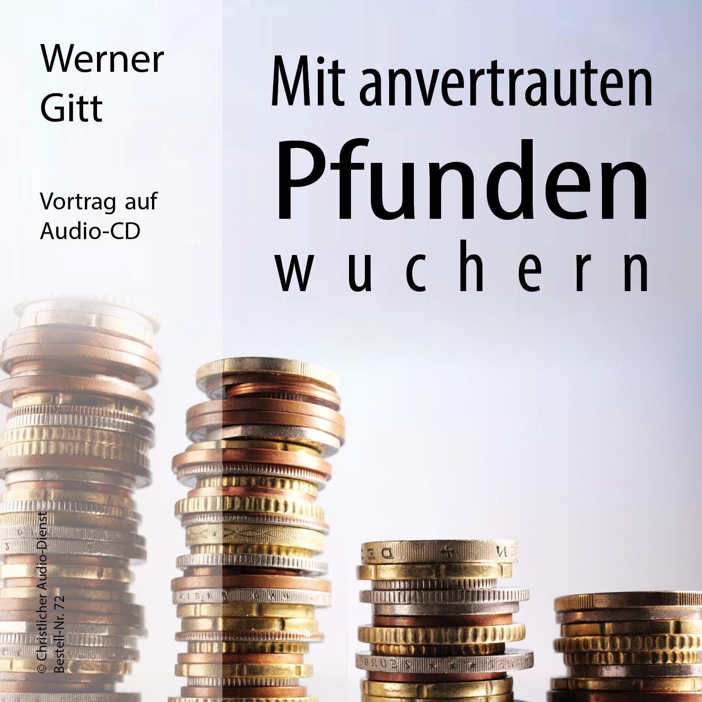 Mit anvertrauten Pfunden wuchern (Audio-CD)