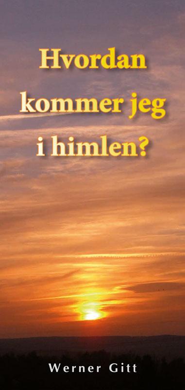 Dänisch: Wie komme ich in den Himmel?