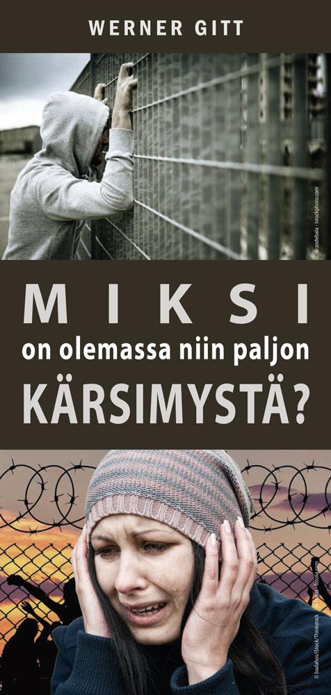 Finnisch: Warum gibt es so viel Leid?