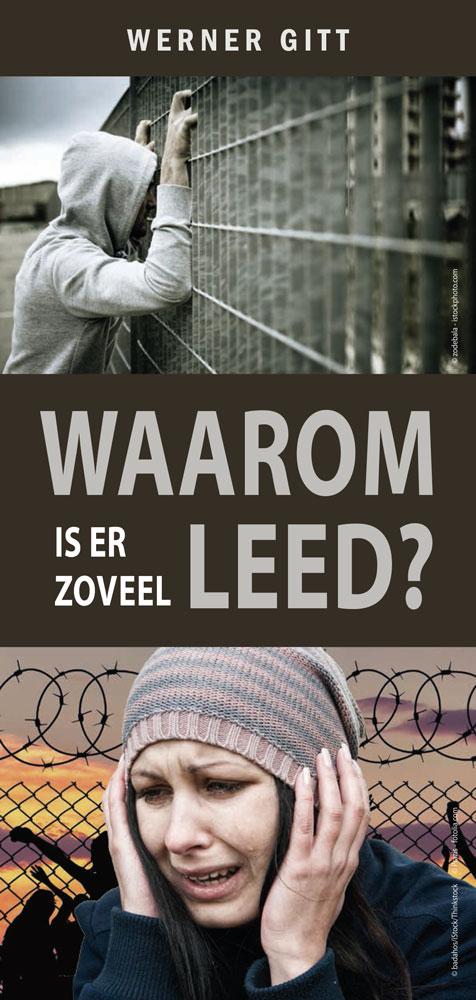 Holländisch: Warum gibt es so viel Leid?
