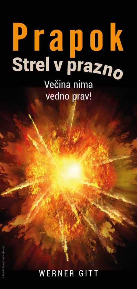 Slowenisch: Der Urknall kommt zu Fall