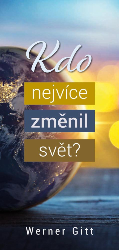 Tschechisch: Wer hat die Welt am meisten verändert?