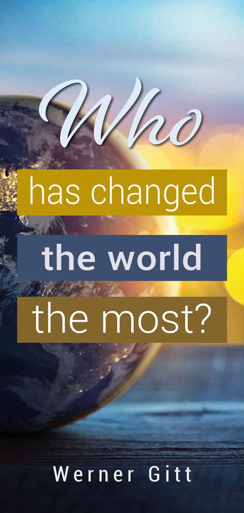Englisch: Wer hat die Welt am meisten verändert?