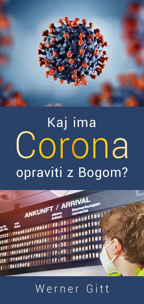 Slowenisch: Was hat Corona mit Gott zu tun?