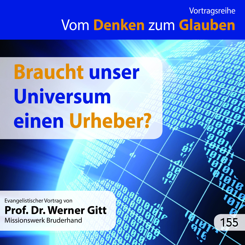 Braucht unser Universum einen Urheber? (Audio-CD)