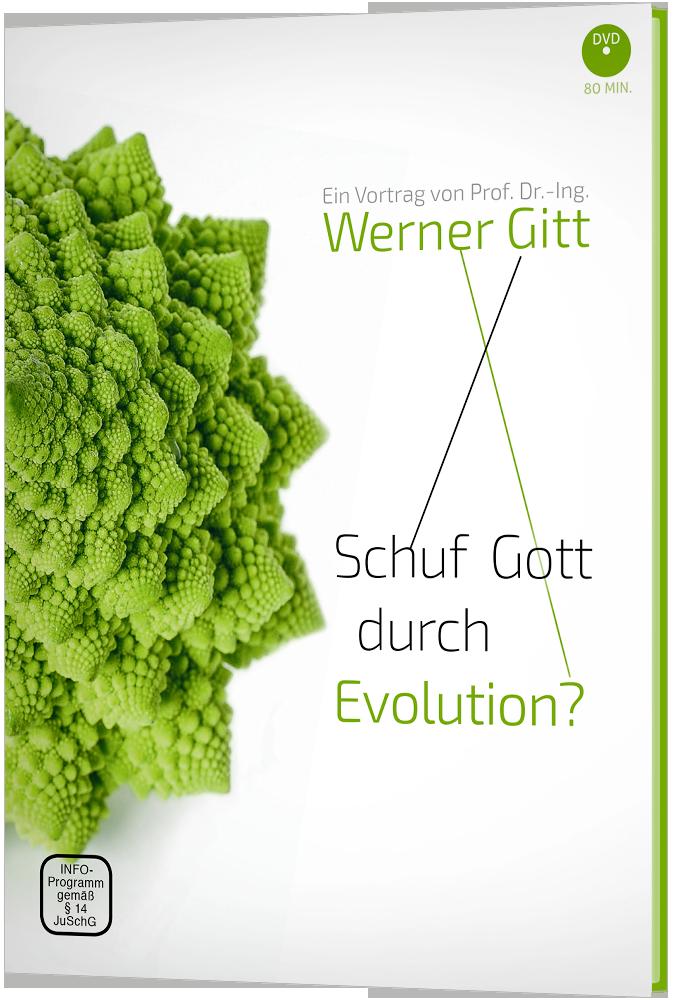 Schuf Gott durch Evolution? (DVD)