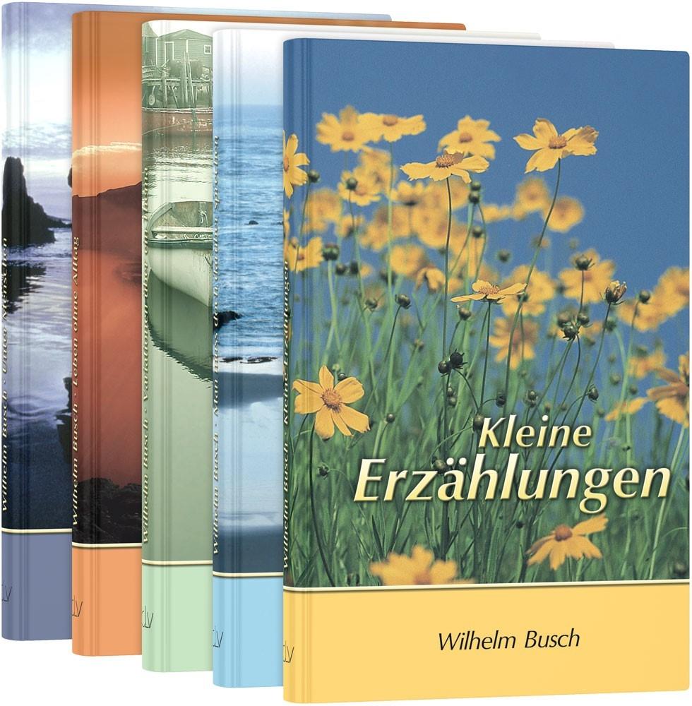 """Wilhelm Buschs """"Kleine Erzählungen"""""""