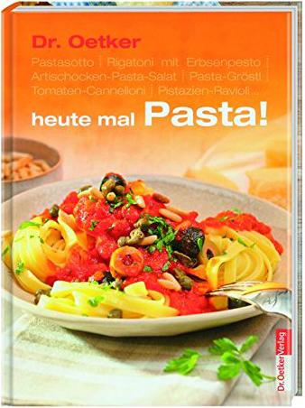 Heute mal Pasta!