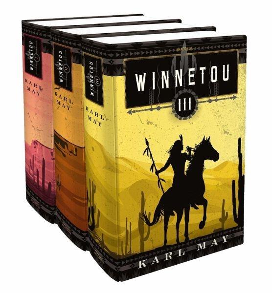Winnetou I-III