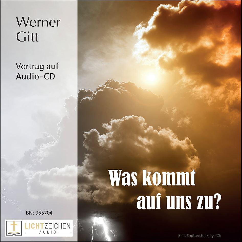 Was kommt auf uns zu? (Audio-CD)