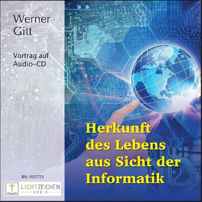 Herkunft des Lebens aus Sicht der Informatik (Audio-CD)