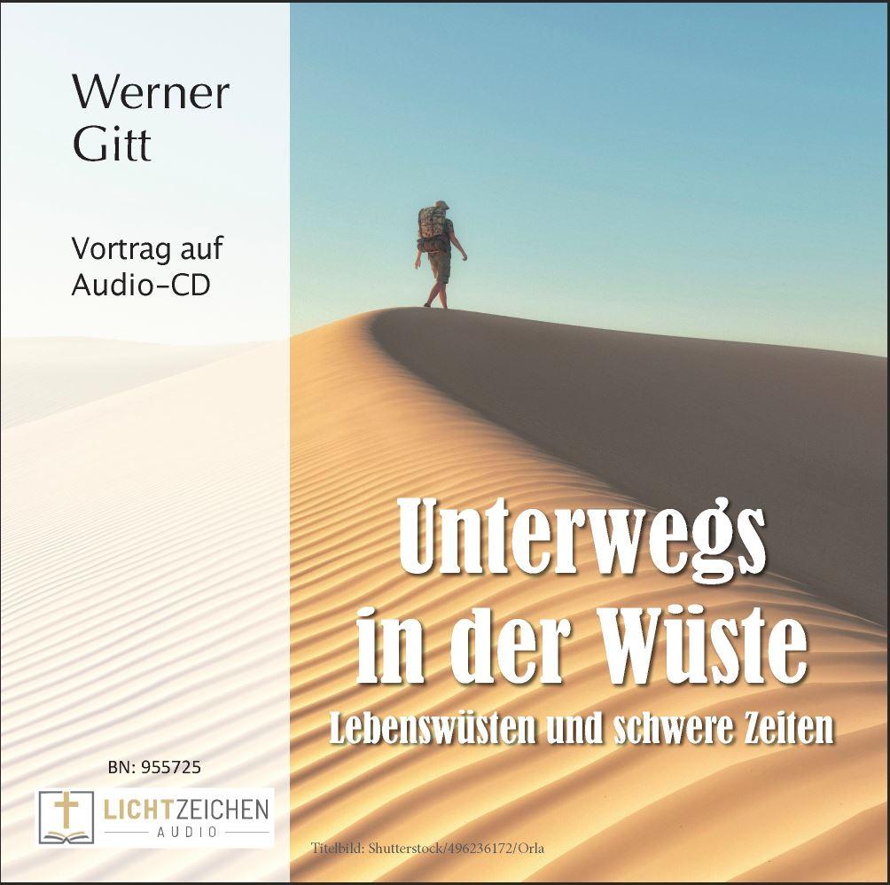 Unterwegs in der Wüste (Audio-CD)