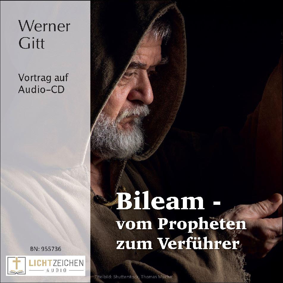 Bileam – vom Propheten zum Verführer (Audio-CD)