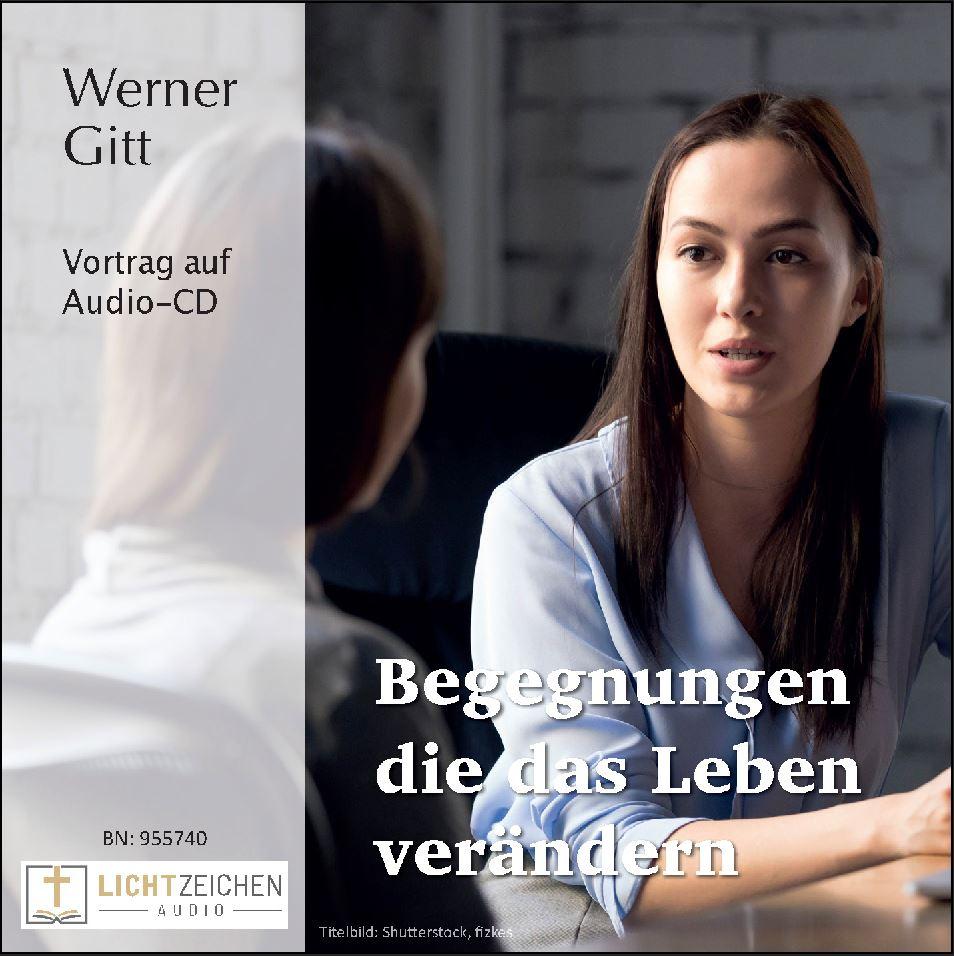 Begegnungen, die das Leben verändern (Audio-CD)