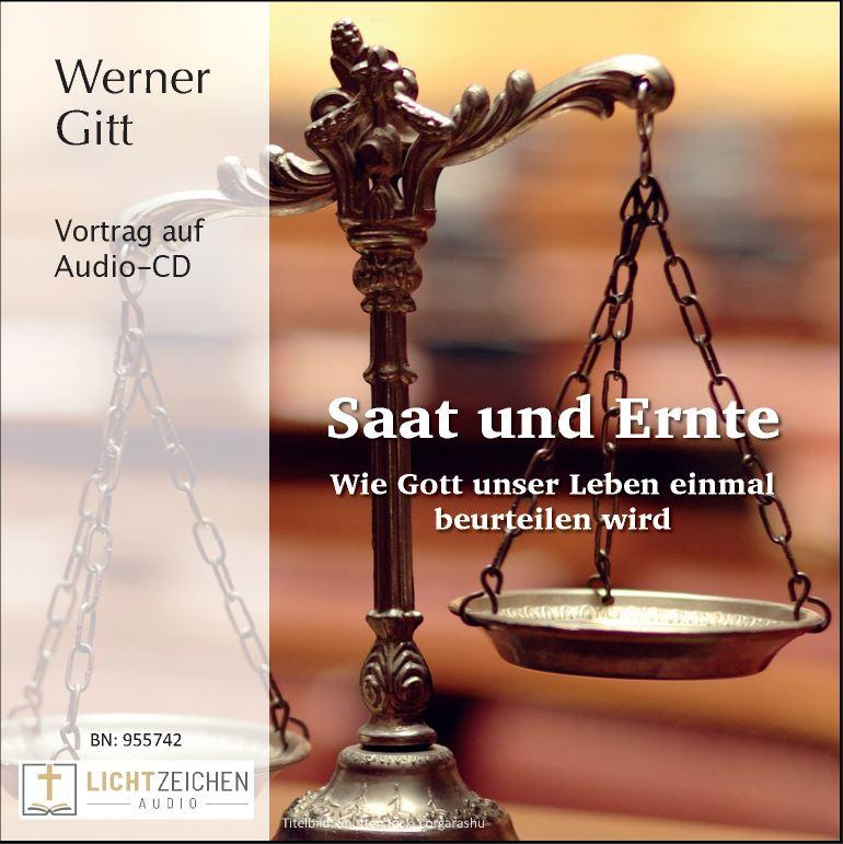 Von der Saat zur Ernte (Audio-CD)