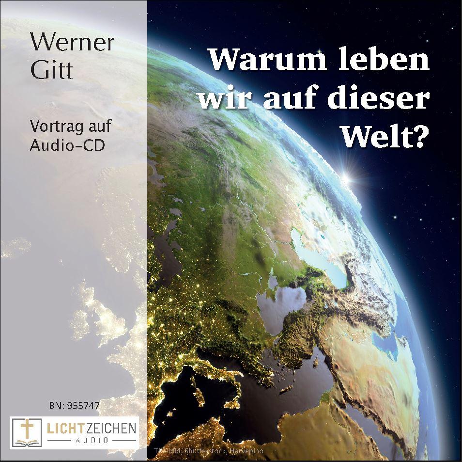 Warum leben wir auf dieser Welt? (Audio-CD)