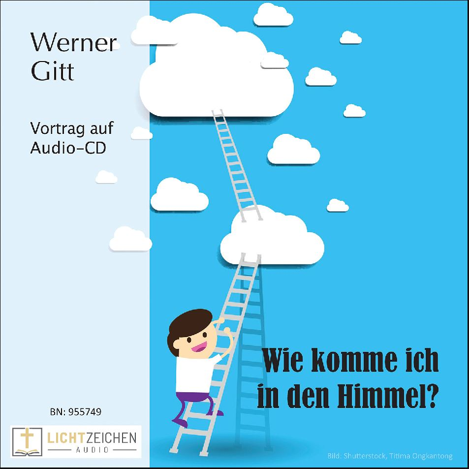Wie komme ich in den Himmel? (Audio-CD)