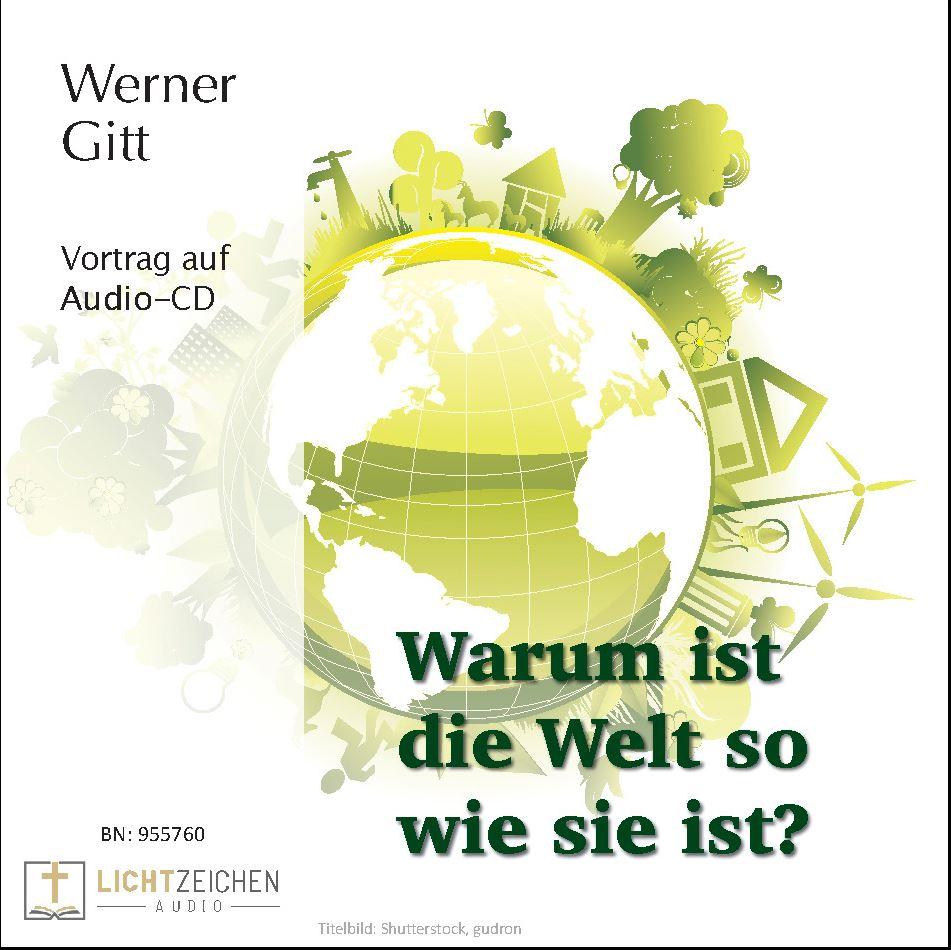 Warum ist die Welt so, wie sie ist? (Audio-CD)