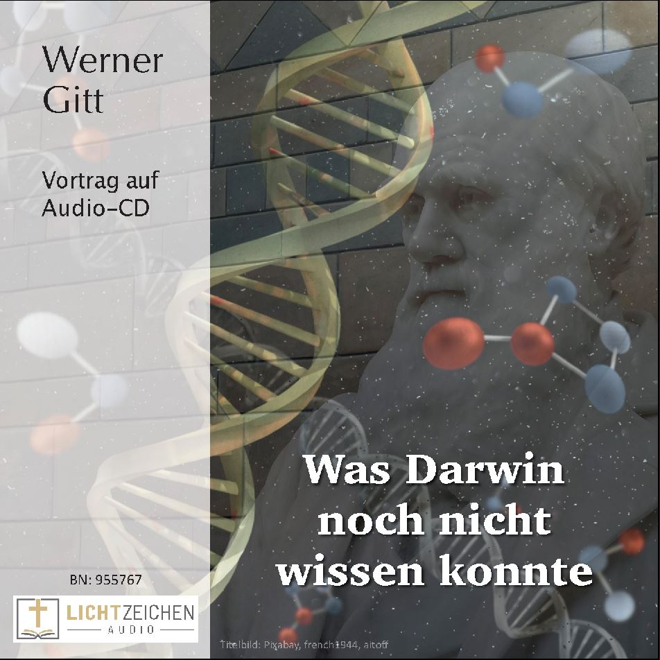 Was Darwin noch nicht wissen konnte (Audio-CD)