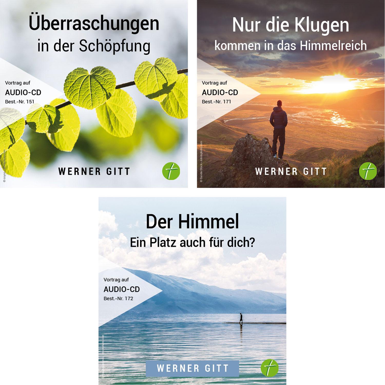 Missions- und Freundestage 2019: CD-Paket