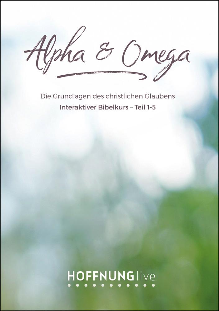 Bibelkurs Alpha & Omega - Teile 1-5 - Werner Gitt