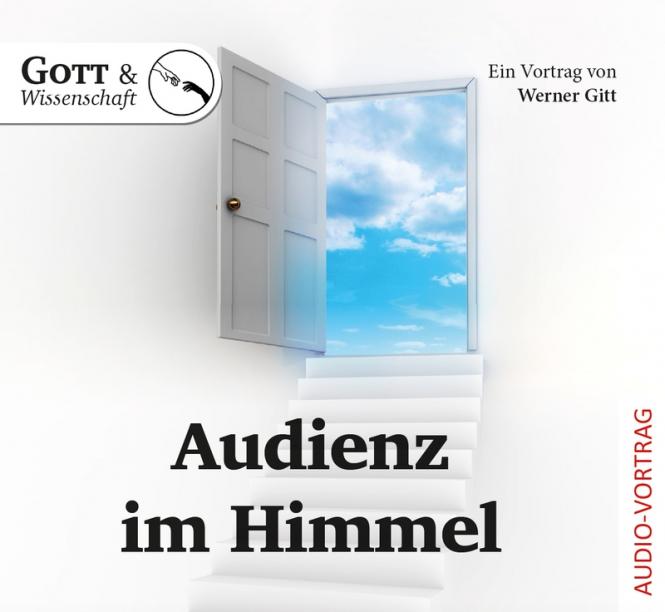 Audienz im Himmel (Audio-CD)