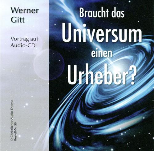 Braucht das Universum einen Urheber?
