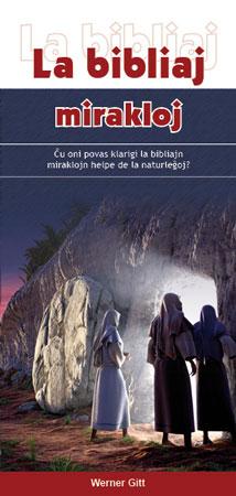 Esperanto: Wunder der Bibel