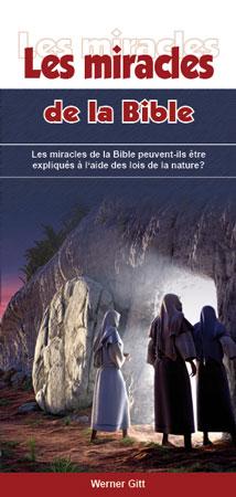Französisch: Wunder der Bibel