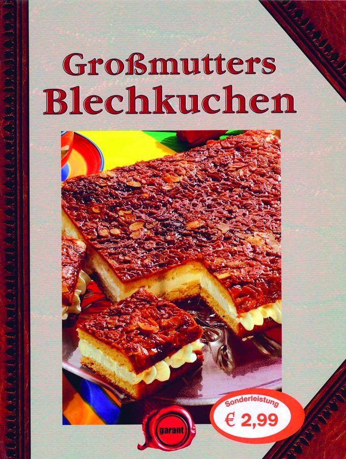 Großmutters Blechkuchen