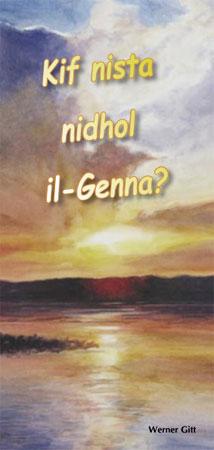 Maltesisch: Wie komme ich in den Himmel?