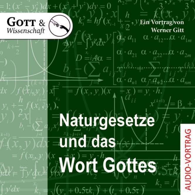 CD-Naturgesetze und das Wort Gottes