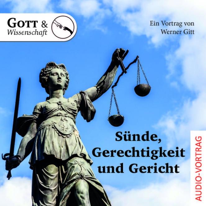 Sünde, Gerechtigkeit und Gericht (Audio-CD)