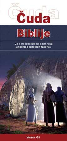Serbisch: Wunder der Bibel (lateinisch)