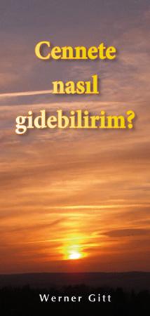 Türkisch: Wie komme ich in den Himmel?