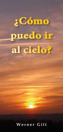 Spanisch: Wie komme ich in den Himmel?