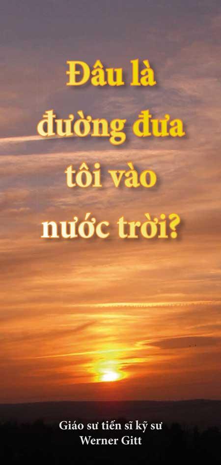 Vietnamesisch: Wie komme ich in den Himmel?