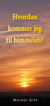 Norwegisch: Wie komme ich in den Himmel?