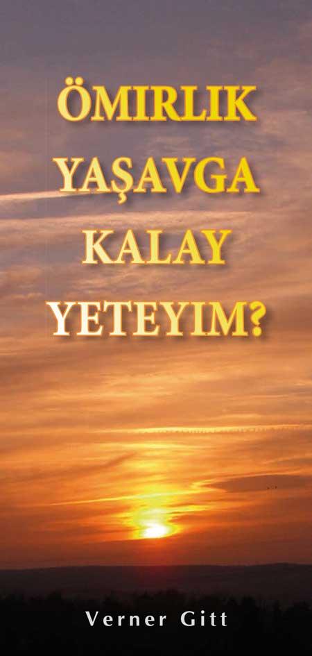 Noghaisch: Wie komme ich in den Himmel? (lateinisch)
