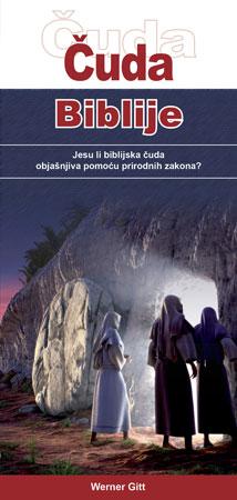 Kroatisch: Wunder der Bibel