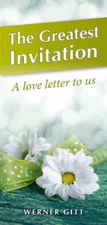 Englisch: Die größte Einladung