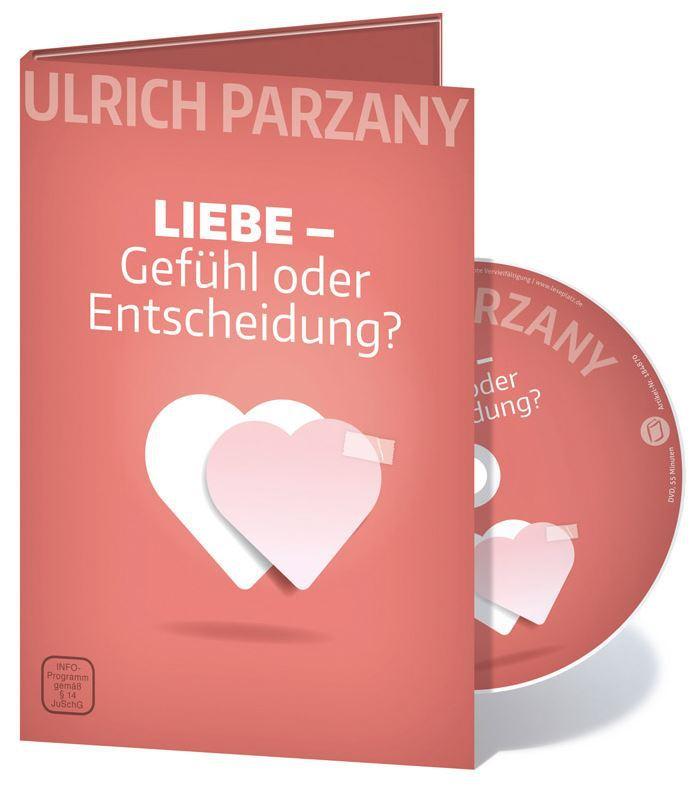 DVD: Liebe - Gefühl oder Entscheidung?