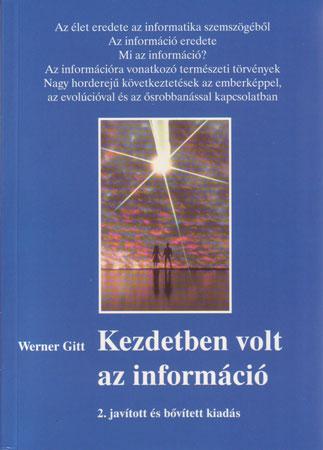 Ungarisch: Am Anfang war die Information